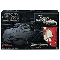 Star Wars Black Series Luke Skywalker & X-34 Land Speeder 6-Inch Action Figure