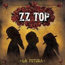 ZZ Top-la futura (2012) CD-ORIGINALE IMBALLATO-Merce Nuova