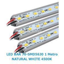 Barra a LED Angolare Altissima Luminosità Chip Samsung 72x SMD5630 25W 3600lm