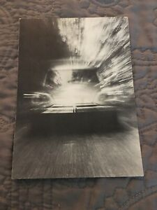 Citroen Rendezvous Postcard Reminder B&W From Holland Auto Vtg Andre Rare