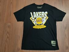 NWT MITCHELL & NESS LOS ANGELES LAKERS TEAM DNA t shirt size XL