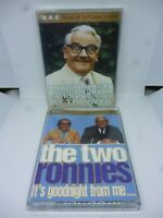 Vintage Audio Cassette Tapes The Two Ronnies, Ronnie Barker at the beeb, BBC