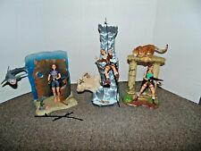 Playmates Tomb Raider Lara Croft Lot