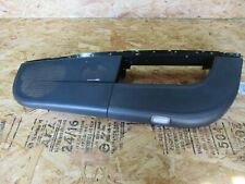 Right Front Nappa Leather Lower Door Panel Trim MERCEDES W221 S600 S550 OEM