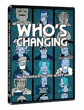 Who's Changing - Doctor Who Documentary DVD SOPHIE ALDRED NEVE MCINTOSH