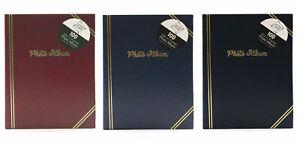 Tallon Plain 100 Pocket Hold 6 x 4 Photo Album Best Gift Forever All Function