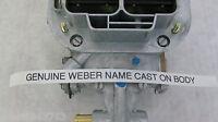 WEBER  32/36  DGV ~  GENUINE WEBER MANUAL CHOKE CARBURETOR 22680.005