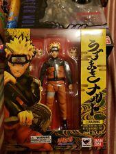 Bandai S.H.Figuarts Naruto Shippuden : Uzumaki Naruto