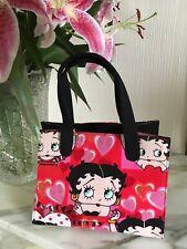 Vintage Betty Boop Handbag with Purse