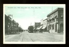West Allis, Wisconsin, Greenfield Avenue West from 62nd Ave. (WmiscWis24