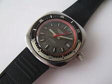 Reloj Pulsera edición Limitada De Caballero de los buzos automático ORIOSA Retro pero vendida para su reparación en funcionamiento