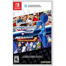 Mega Man Legado Colección 1 + 2 Nintendo Switch Usa