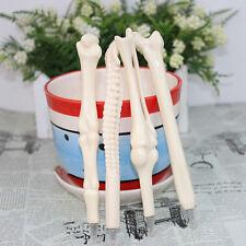 Popular Cute Bone Finger Skeleton Shape Ballpoint Pen Nurse Doctor Creative Gift