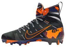 Nike Vapor Untouchable 3 Elite Mens Size 12 Black Orange Cleats AV5358-001