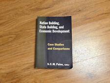 Nation Building, State Building, & Economic Development: Case Studies.. by Paine