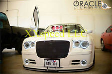 ORACLE Chrysler 300C/SRT8 05-10 WHITE PLASMA Headlight Halo Angel/Demon Eyes