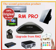 Broadlink RM2 Pro Home Intelligent WIFI+IR+RF Remote Controller Android Apple OS