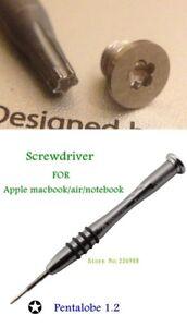 1.2 Screwdriver P5 Point Star Pentalobe Repair Open Tool MacBook Air Retina Pro