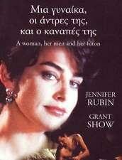 A WOMAN, HER MEN AND HER FUTON (1992) Jennifer Rubin, Lance Edwards ALL REG DVD