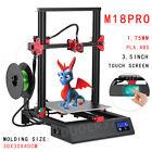 FDM 3D Printer Touch Screen Metal Frame Desktop Printer Large 300*300*400mm PLA