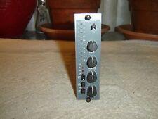 Aphex 9301, Original Compellor, Compressor Leveler Limiter, Vintage Unit, As Is