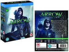 ARROW 1-5 (2012-2017) DC Comics Green Arrow TV Season Series Reg Free BLU-RAY