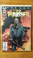 Punisher The End 1 2004 MAX Comics Explicit Marvel High Grade Comic Book RM10-50