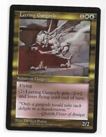 Magic the gathering ~ MTG ~ 1x Leering Gargoyle ~ Mirage ~ M/NM
