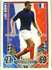 Match coronó euro em 2012 - #067 loic remy-Francia