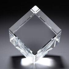 "High Quality Large Crystal Jewel Cube Blanks 3"" X 3"" X 3"""