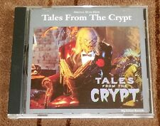 TALES FROM THE CRYPT (various composers) rare original mint cd (1992)  OOP!