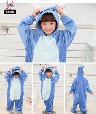 Animal Pajamas Stitch Kigurumi Pajamas Animal Cosplay Costume Party Christmas