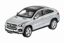 Mercedes Benz C 292 GLE Coupe 2015 Diamantsilber 1:18 Neu OVP