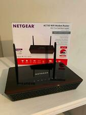 Netgear AC750 WiFi Modem Router