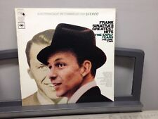 "Frank Sinatra's Greatest Hits Volume II 12"" LP Columbia CS 9372 Jazz Pop 1966 NM"