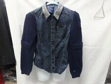 G Star Women's Denim Long Sleeve Jacket Size S