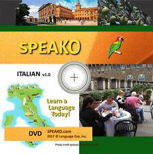 Learn Italian - Speako DVD and CD Set (v1.0)