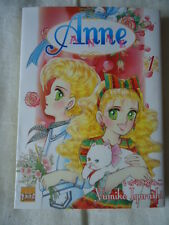 Anne Tome 1  Igarashi TAIFU MANGA SHOJO NEW YORK TEXAS no CANDY MAYME ANGEL
