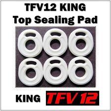 6 - TFV12 KING Top Sealing Base Pad ORings ( ORing O-Rings smok Gasket Seals )