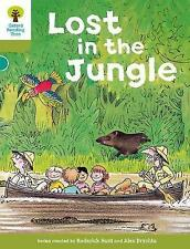Oxford Reading Tree: Level 7: Stories: Lost in the Jungle by Roderick Hunt...