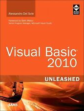 Visual Basic 2010 Unleashed by Del Sole, Alessandro