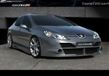 PEUGEOT 407 / FULL BODY KIT / FIT PERFECT / REAL PHOTO
