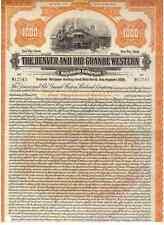 Denver and Rio Grande Western Railroad Company 1924
