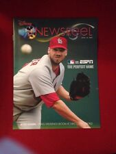 Disney Newsreel Espn The Perfect Game April 13, 2007 Vol. 37 Issue 08 New