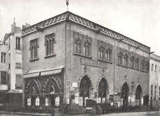 PYRÉNÉES- ORIENTALES. Perpignan. La Loge 1900 old antique print picture