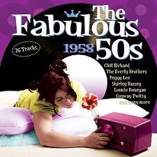 The Fabulous 50s 1958 CD