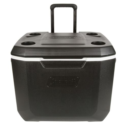 Info Coleman 60 Quart Wheeled Cooler Travelbon.us