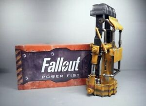 Fallout: POWER FIST 1:1 Replica from Bethesda Chronicle Collectibles NEW