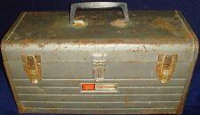 Vintage•1970•Craftsman•Model 6500•Metal•Toolbox•NO Tool Tray•18x8x9•Preowned