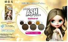 FRESH LIGHT Japan Blythe Bubble Hair Mirror Ash Color DYING KIT